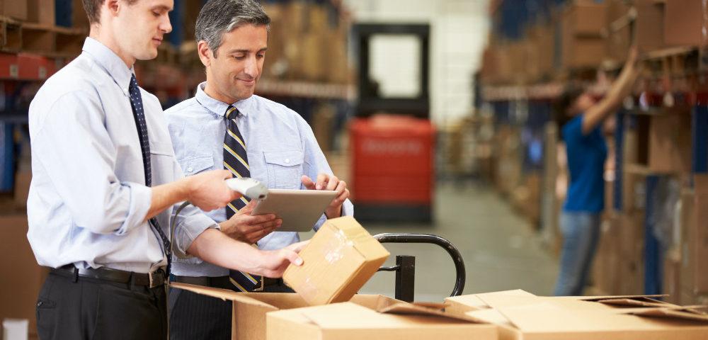 otimização dos processos de distribuição e logística