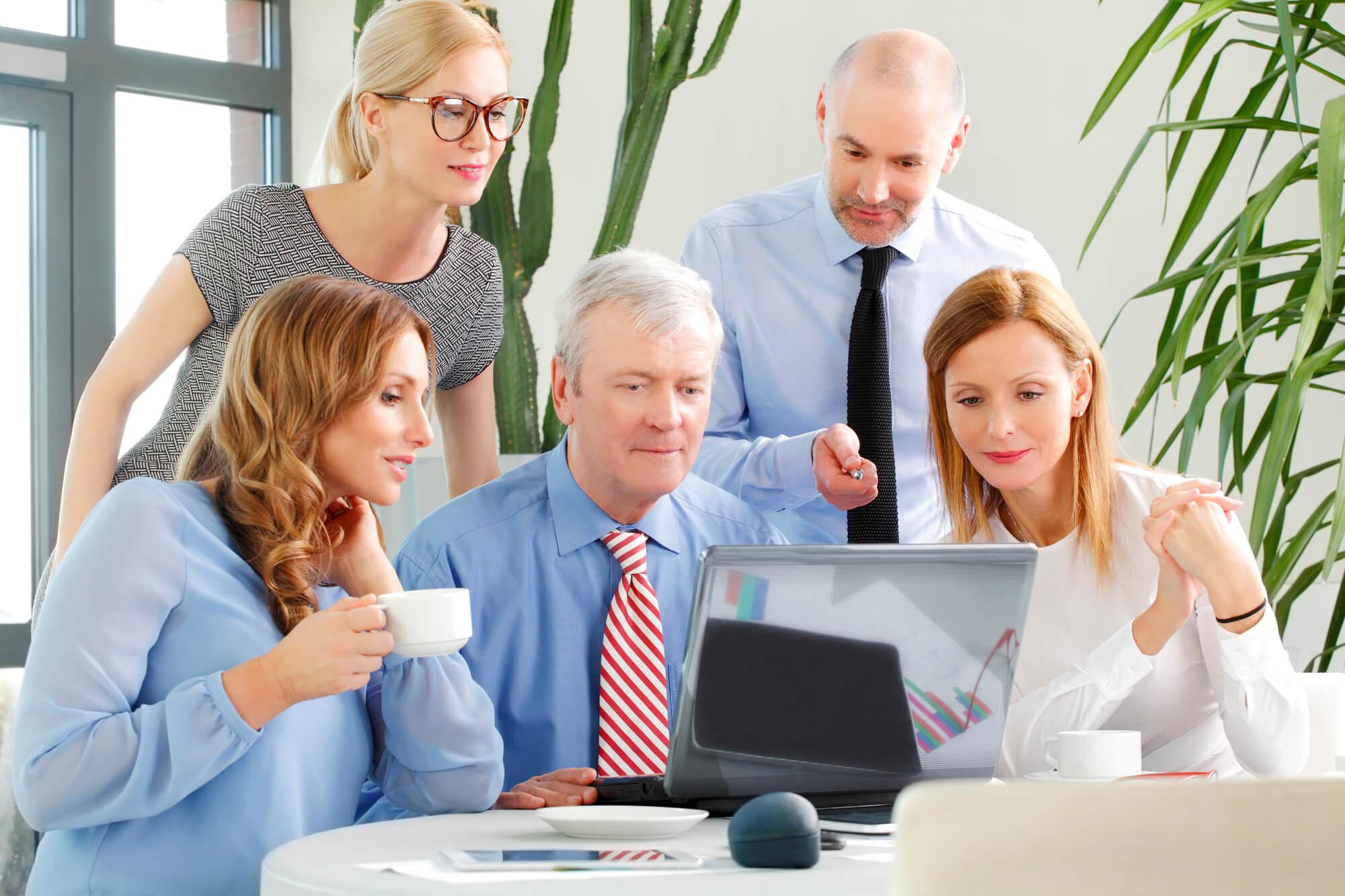 4 prioridades dos líderes de equipes comerciais de alta performance